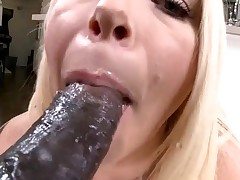 Hotties demonstrate delights in advance of having sex with one dude